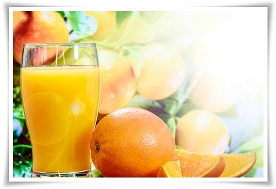 апельсин. Полезные свойства