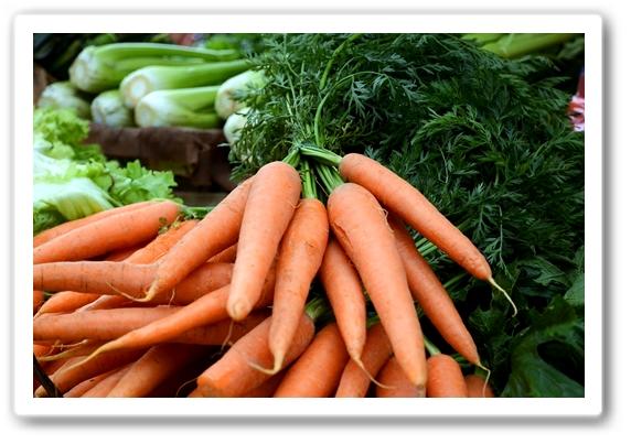 здоровье. Морковь