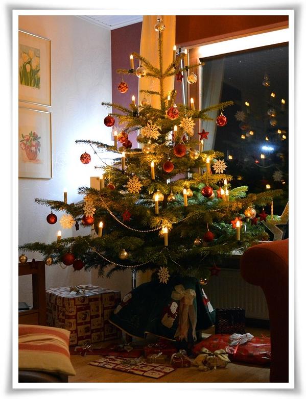история елки